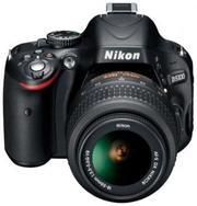 Nikon d5100 18-55 DX VR