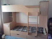 продам 2х-ярусную кровать