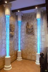 Водно-пузырьковые колонны в Оренбурге