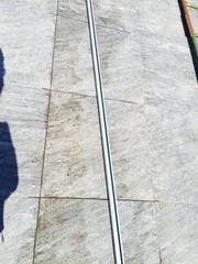 С-образная направляющая (торцевая) для гаражных ворот марки