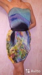 Платье карсетное KiraPlastinina