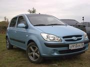 Hyundai Getz 2007 г.в.